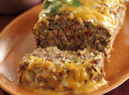 Mexican meat loaf recipe cook n recipes pinterest