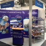 Our stand at NEC #BoBI show- we'll be showing off Coventry to travel trade with @belgradetheatre & @covcathedral