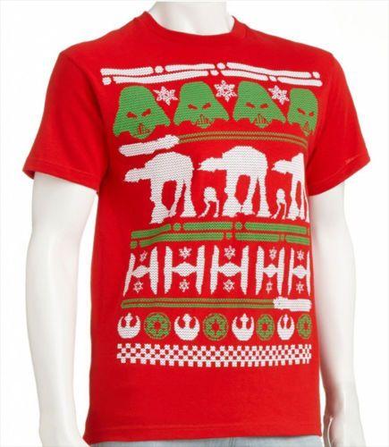 Sharks Ugly Christmas Sweater TShirt - American Apparel Tshirt - S M L
