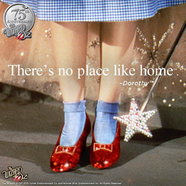 Shoes Like Dorothy S In The Book Wizard Of Oz