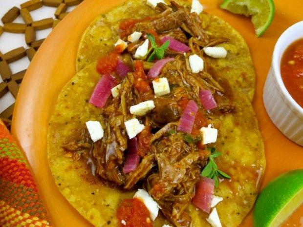 Yucatan-Style Pork Tacos for a Crowd | Recipe