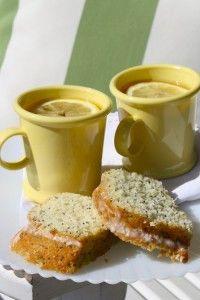 Lemon Poppy Seed Bundt Cake. Alterations: 2 tbs poppy seed, 1/2 tsp ...