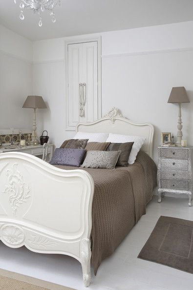 champagne bedroom for the home pinterest