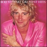Rod Stewart - another artist I have loved for years.