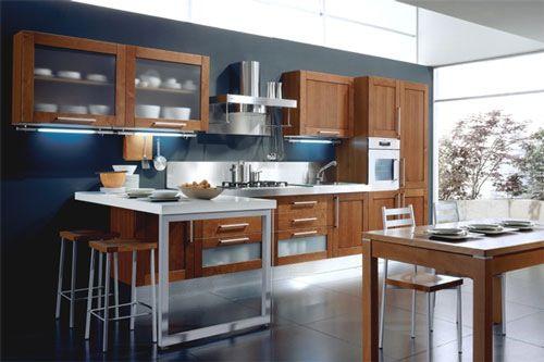 kitchen color paint accent walls wall decor pinterest