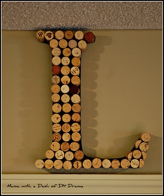 still have more corks to use up!