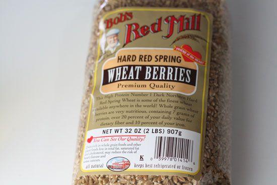 Wheat Berry Arugula Salad | Dinners & Drinks | Pinterest