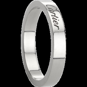 Cartier wedding band (minus the engraving)