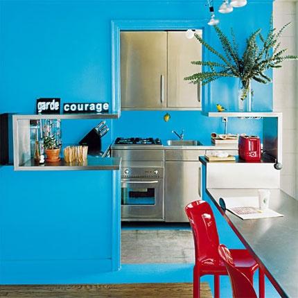 new york small apartment interior design kitchen