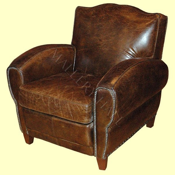Distressed Leather Arm Chair For The Home Pinterest