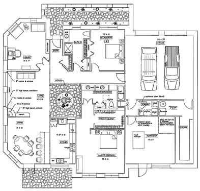 Straw bale home plans cabin fever pinterest Strawbale home plans