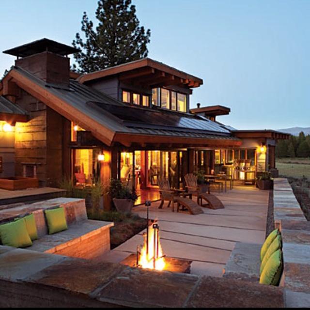 Best Backyard View : Cozy outdoorFirepit  Outdoor living  Pinterest