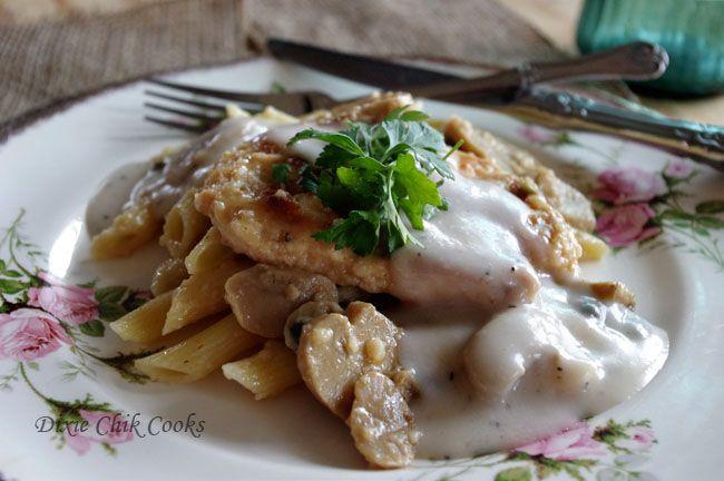 Chicken Scaloppine   Chicken   Pinterest