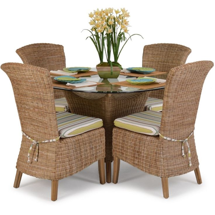 Andros 5pc Dining Set