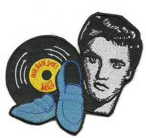Elvis Blue Suede Shoes - Bing Images
