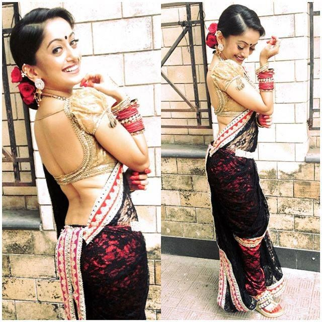 How to wear saree in hindi video