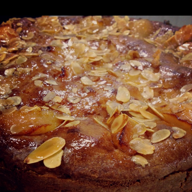 Pear and almond tart. | Sweet Tooth | Pinterest