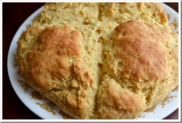 Gluten free Irish Soda Bread | Things I will cook when done with scho ...