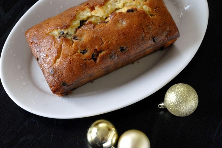 Glazed Lemon Cranberry Loaf Cake - perfect for a last minute addition ...