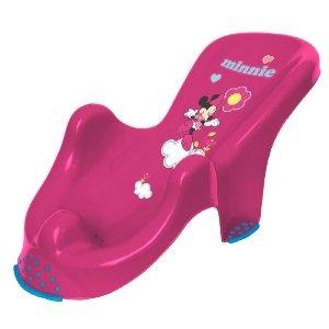 Disney minnie bath chair pink 0 12 months amazon co uk baby