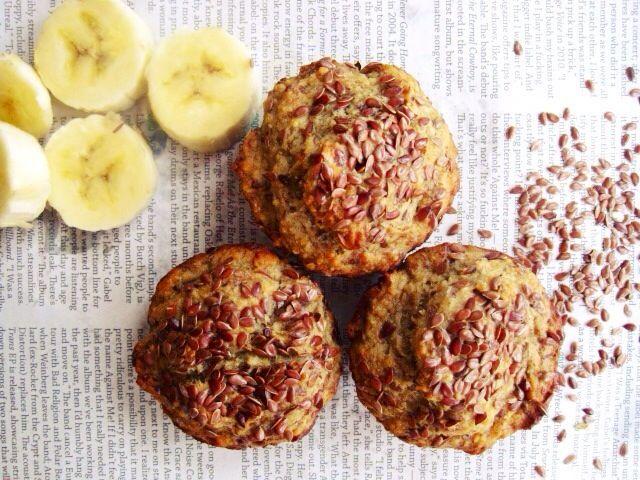 Vegan Banana Flax Bread (or muffins!) | Food Foto Community Board | P ...