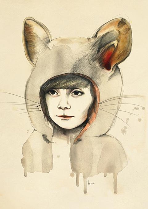 Animal Children by Kareena Zerefos