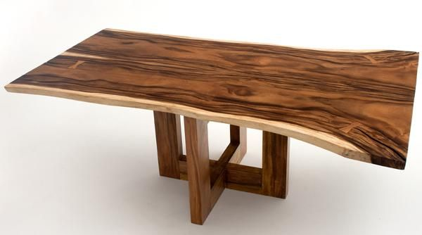 Rustic Contemporary Dining Table Furniture Pinterest
