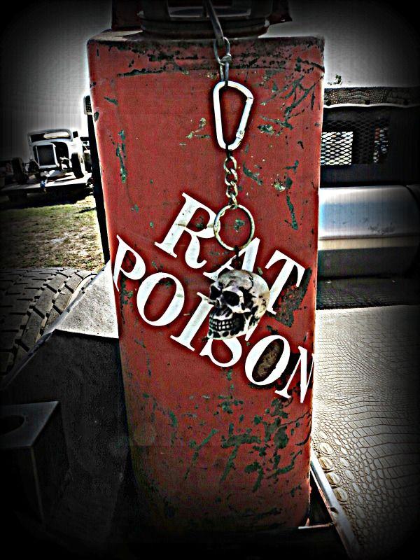 the art of rat rods.
