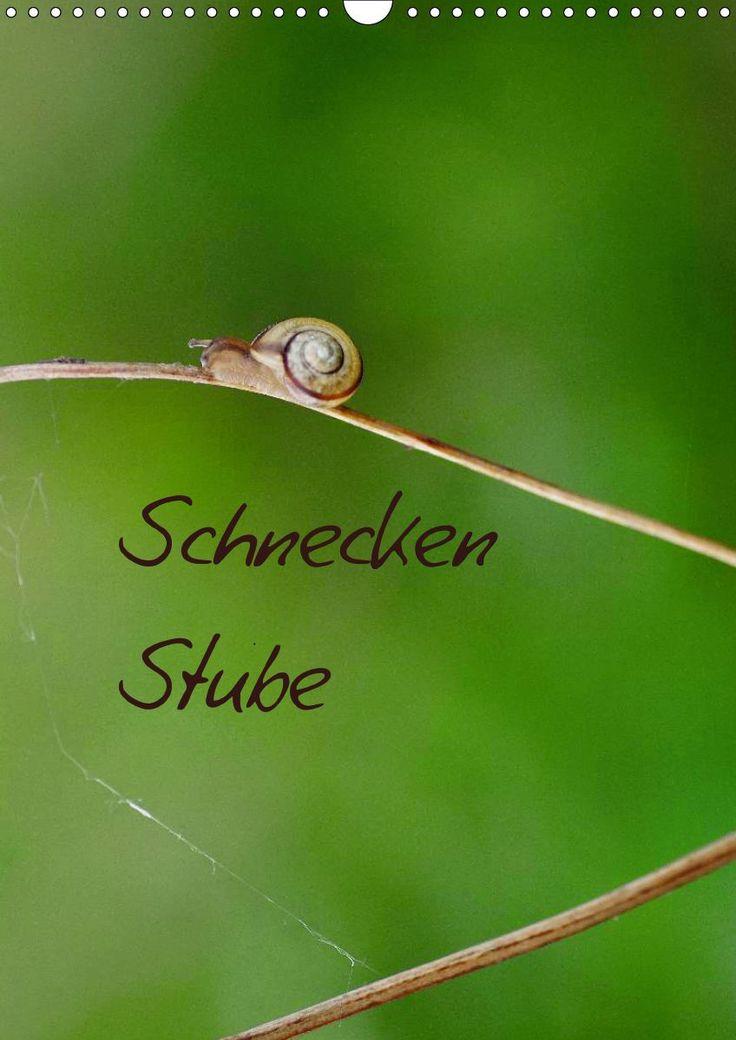 Schnecken Stube Kalender Version Deutsch 2014