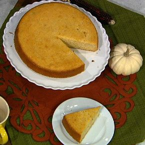Mario Batali's Grapefruit and Honey Cake   Sweets, Goodies & Desserts...
