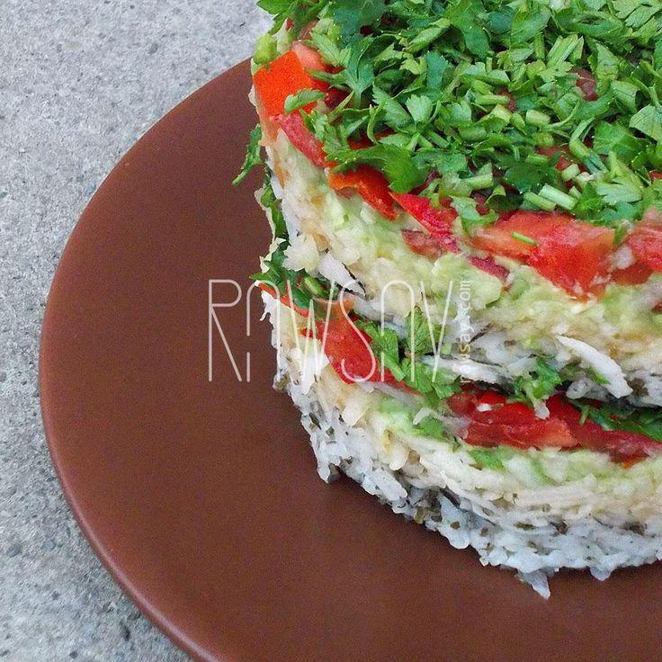 Печеночные салаты слоеные рецепты с