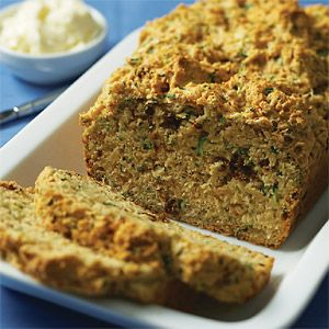 Savory Zucchini Bread... one of my favorite recipes...I'll have to ...