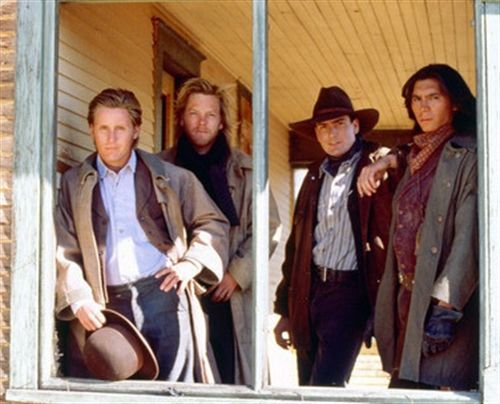 young guns 2 | ☢ Movies and Soundtrack ☢ | Pinterest
