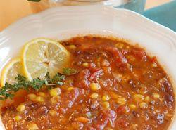 Black Bean Vegetable Soup | Cooking | Pinterest