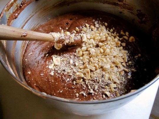 Chocolate Hazelnut Buckwheat Cake | Culinary & Food | Pinterest