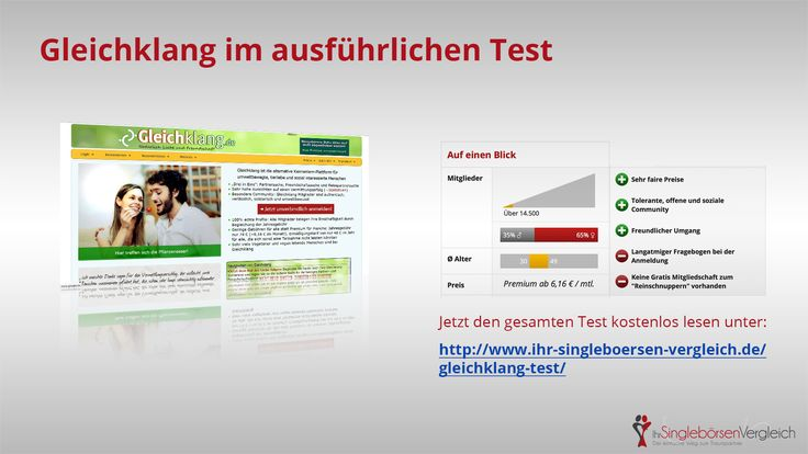 Partnervermittlung senioren test