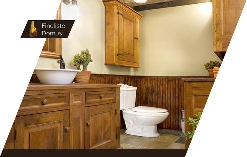 Lambris salle de bain bois solutions pour la d coration int rieure de votre - Lambris bois dans salle de bain ...