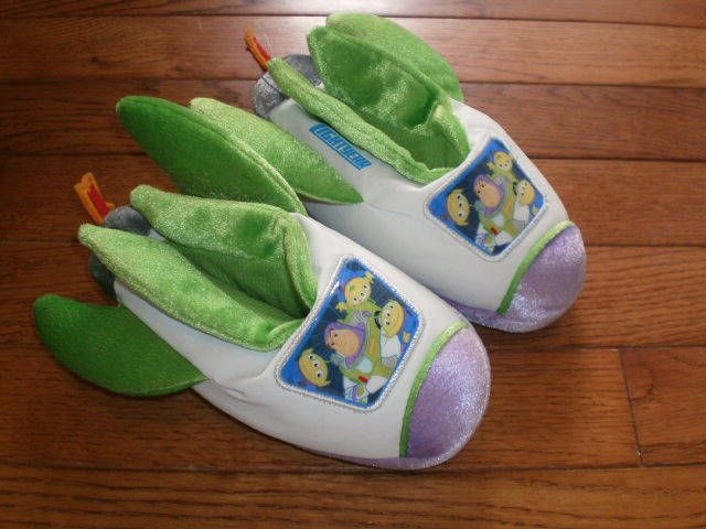 Toy Story Slippers : New buzz lightyear toddler slippers toy story