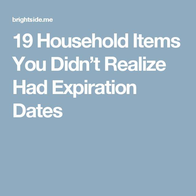 Should You Ignore Expiration Dates