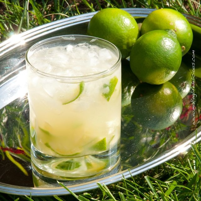 Caipirinha - after a traditional margarita, this is my second favorite ...