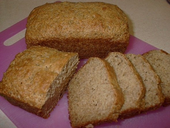 Applesauce Nut Bread | . ⊱╮By The Loaf | Pinterest