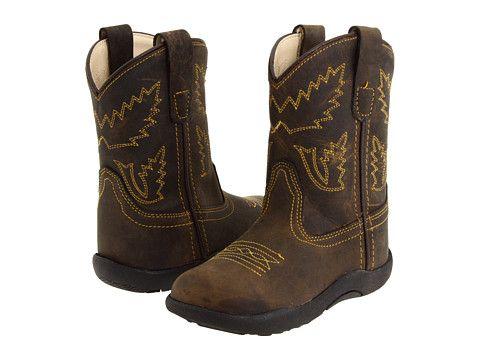 Old west kids boots tubbies apache cowboy boots