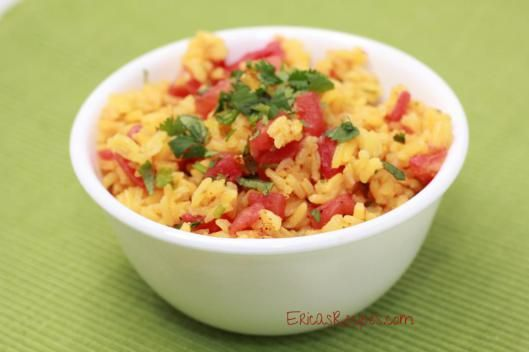 Mexican Yellow Rice | Cookin' Sides~Rice | Pinterest