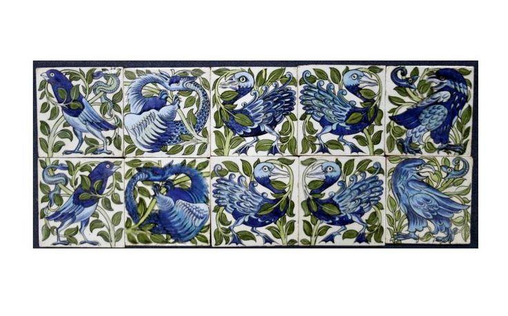 Master ceramicist William de Morgan - Telegraph