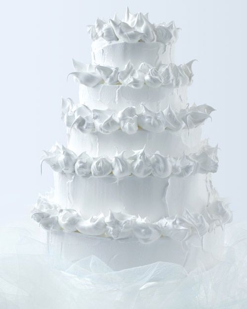 Seven-Minute Frosting - Martha Stewart Weddings Planning & Tools