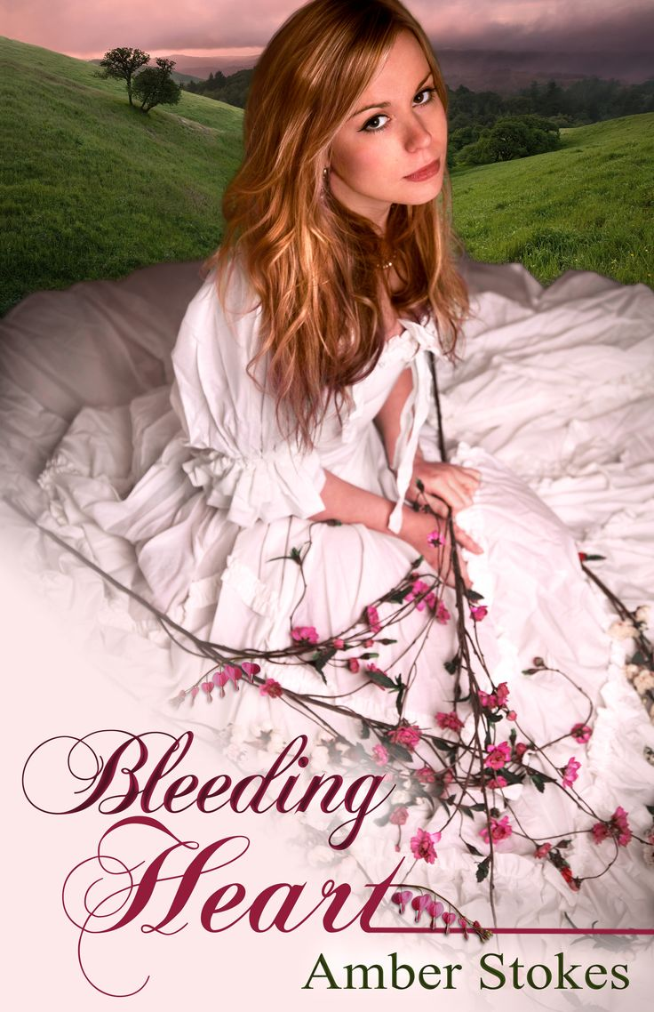 Amber Stokes upcoming knovel Bleeding Hearts can't wait for it