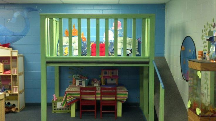 Classroom Loft Ideas : Classroom reading loft lofts pinterest