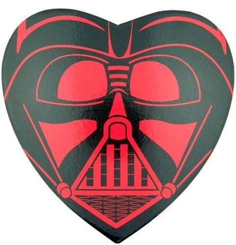 star wars valentine with pixie sticks