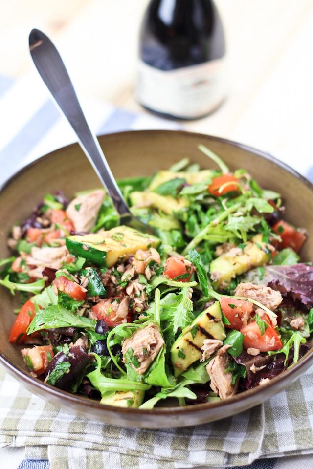 Super Simple Tuna Fish Salad | Recipe