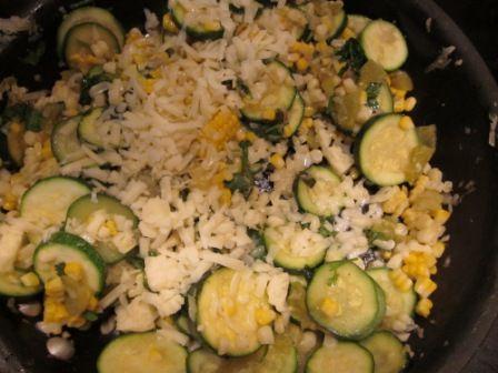Corn Zucchini Saute | Yummy! | Pinterest